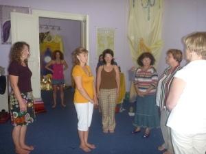 Személyiség Integrációs tréning